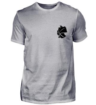 PG   Men's Shirt   Baller by Heart BLACK