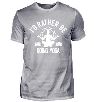 Yoga Lehrer Meditation Cool Lustig Fun