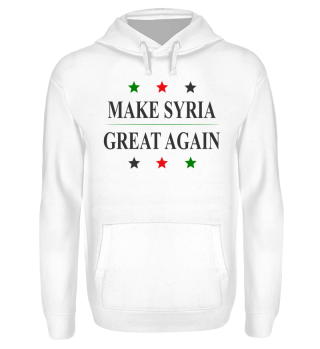 Make Syria Great Again - Unisex