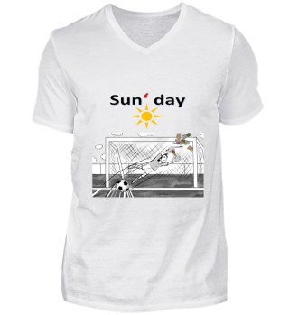 Sunday Football Sport for Fit & Fun Wear