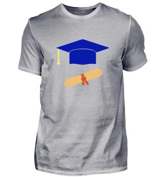 Studium Abschluss Geschenk Absolvent