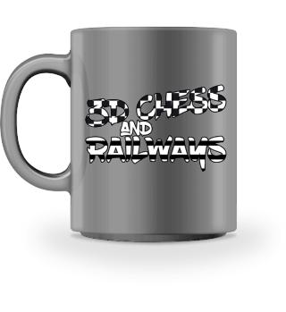 Enthusiasm - 3D CHESS and RAILWAYS