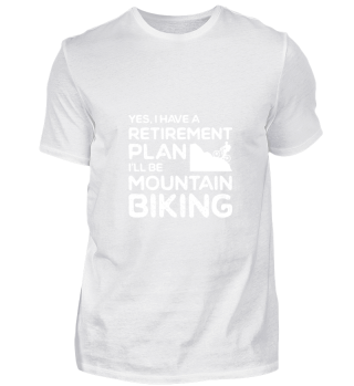 Plan gift for Mountain Bikers