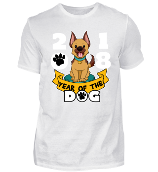 Funny The Year Of Dog Chinese New Year