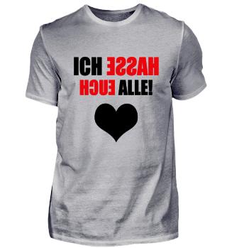 ★ ICH HASSE... #4SR1
