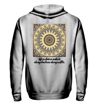 ♥ Mandala - Wisdom Life is make 1