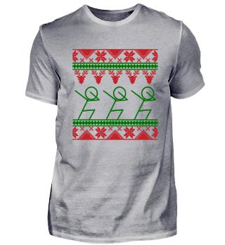 DAB Ugly Christmas - Dabbing Fußball