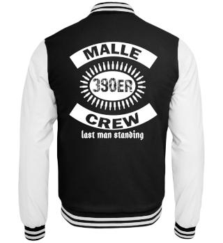 Malle 390er Crew Code für Drunken JGA
