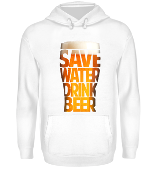 Beer - to save water!