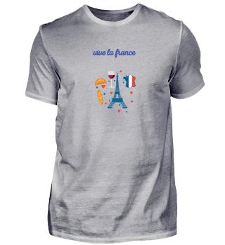 vive la france,Frankreich,Geschenkidee