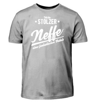Stolzer Neffe - Onkel Shirt - Geschenk
