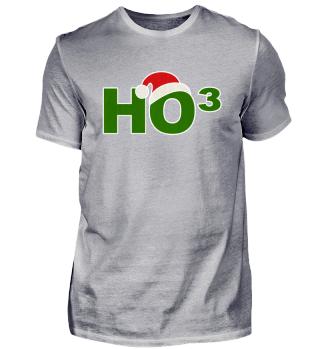 Santa Claus Cap - HO high Three