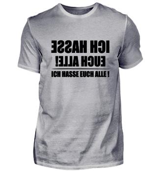 ★ ICH HASSE... #2S