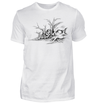 Skull Land Ravenshadow Art