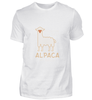 Adventure you say? Alpaca Lama Gift Fun