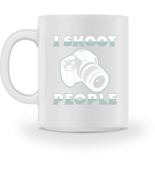 I shoot People Photography Camera