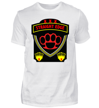 T-Shirt Straight Edge