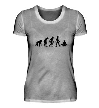 Evolution Of Humans - Spirit Way I