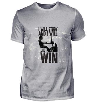 GIFT-I WILL STUDY I WILL WIN