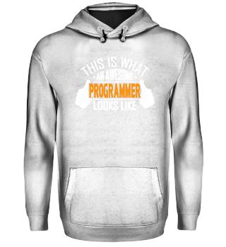 Programmer Nerd Computerfreak T-Shirt