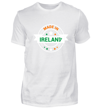 Made in Ireland Irland Harfe
