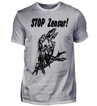 STOP Zensur by Artworks deSign