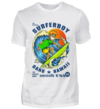 ☛ THE ORIGINAL SURFERBOY #1B