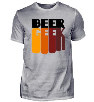 Beer Geek Bier Fan Leidenschaft