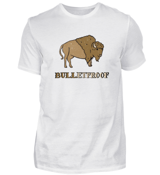Bulletproof Bison Buffalo