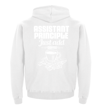 assistant principle coffee gift