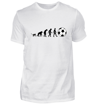 Evolution Of Humans - Soccer Ball I