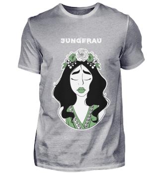 D007-0113D Sternzeichen - Jungfrau