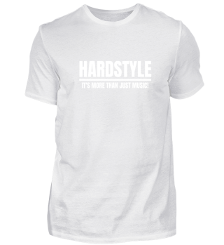 Hardstyle Merchandise | More Than Music