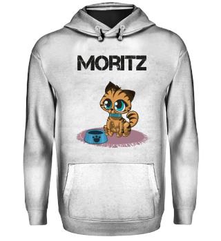 Katze Moritz