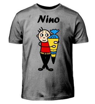 Nino - Einschulung I-Dötzchen