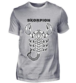 D007-0114C Sternzeichen - Skorpion