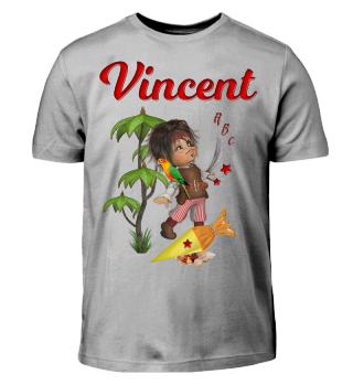 Einschulung Vincent