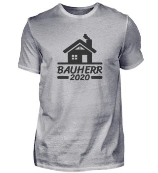 Bauherr 2020 Hausbau Richtfest Geschenk