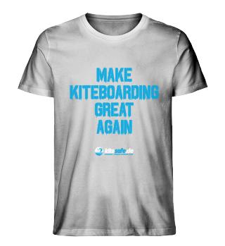 kitesafe.de Herren Premiumshirt MKGA bl
