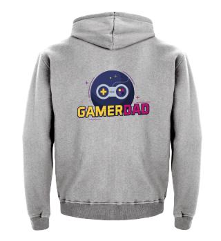 Videospieler Papa