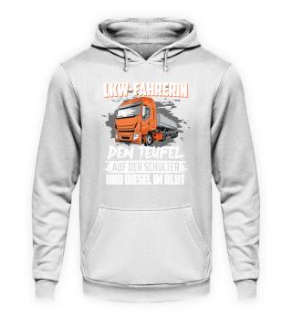 Lastwagen · LKW · Den Teufel