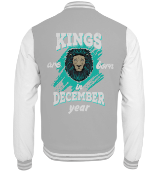kings are born in december year edition