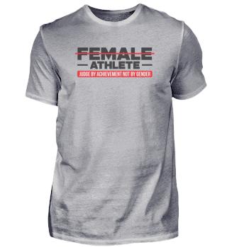 Gender Positive Athlete - Athlete Sports