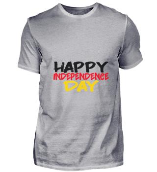 Gelukkige Onafhankelijkheidsdag Onafhank