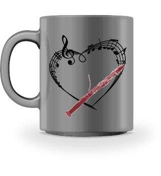 Für Fagott Orchester-Musiker