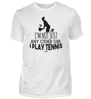 Mutter Tennis Mädchen Tennisspiel