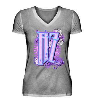 Damen Kurzarm T-Shirt RZ W Ramirez