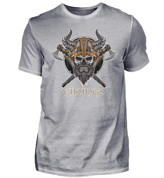 Viking Wikinger Walhalla Odin Krieger