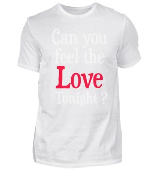 Can You Feel The Love Tonight?