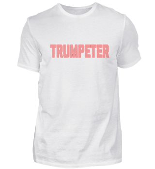 Trumpeter Dotted Text Design